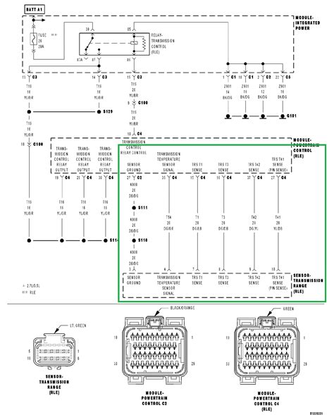 2005 chrysler 300m ecm wiring diagram chrysler 300m fuse