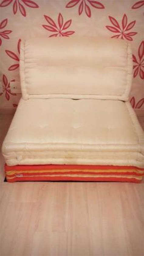 futon usado futon em algodao vazlon brasil