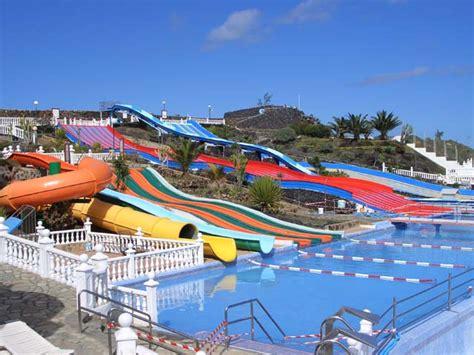 theme park lanzarote costa teguise water park