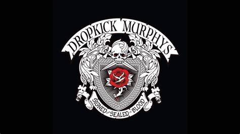 dropkick rose tattoo dropkick murphys