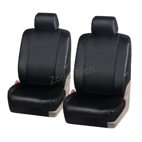 black leather bench seat for truck zone tech zone tech classic leather universal car seat
