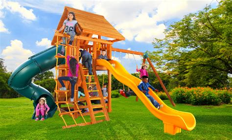 ultimate swing set swing sets ultimate swing set 10 jungle gyms canada