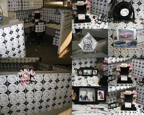 hello kitty home decor decor hello kitty hell cubicle loversiq
