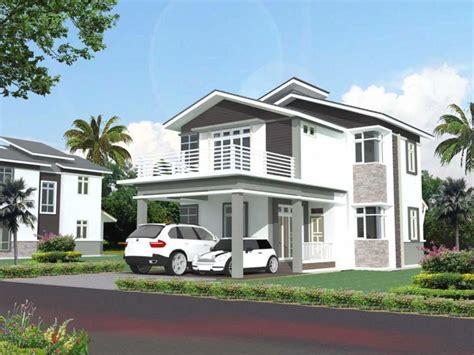 desain cat eksterior rumah 30 warna cat eksterior rumah minimalis trendi rumah dan