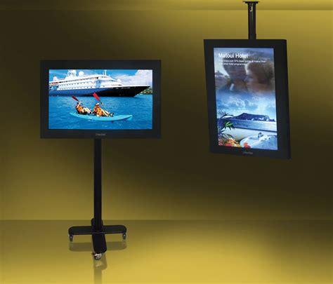 display tv digital signage waterproof paper