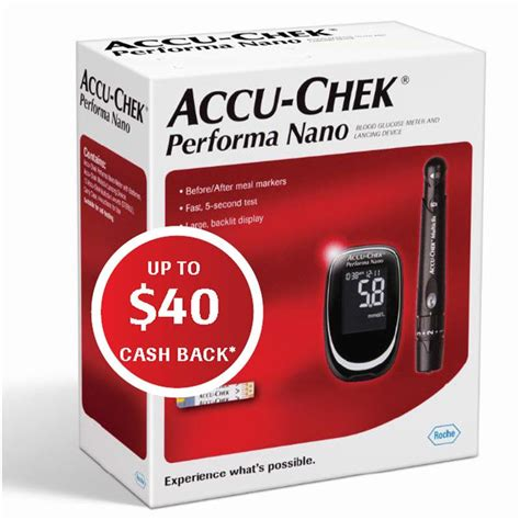 Accu Chek Performa Termurah buy accu chek performa nano meter kit does not contain any test strips at chemist