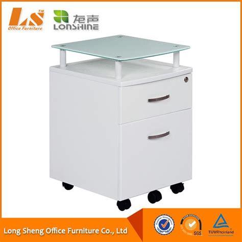 white gloss office cabinet white high gloss 2 drawer mobile office filing cabinet