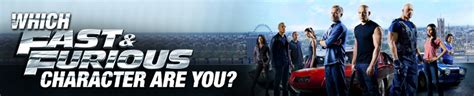 fast and furious quiz which character are you which fast furious character are you brainfall com