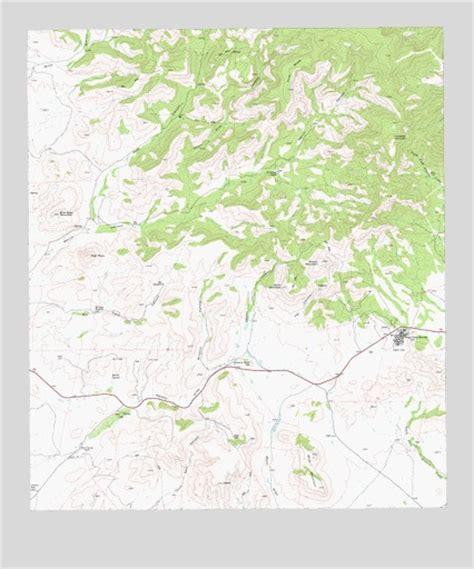 paradise texas map paradise mountain tx topographic map topoquest
