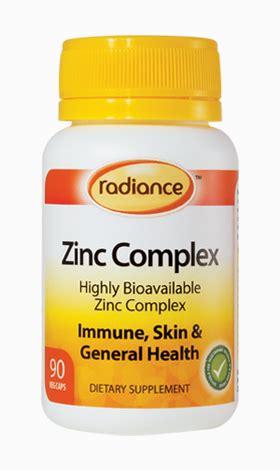 Vitamin Zinc Complex zinc complex