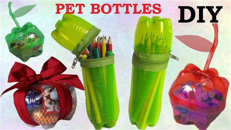 10 diy creative ways to reuse recycle plastic bottles doovi