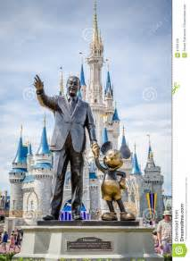 Walt disney and mickey mouse editorial stock photo image 41331138
