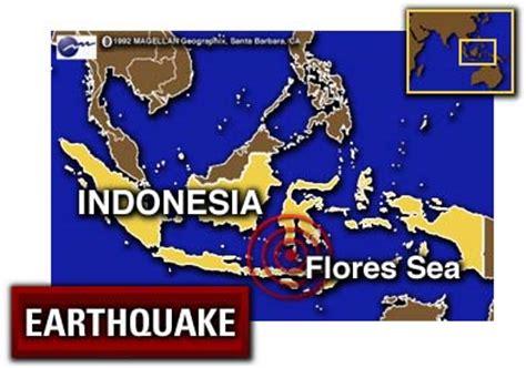 earthquake flores cnn world news briefs june 19 1996