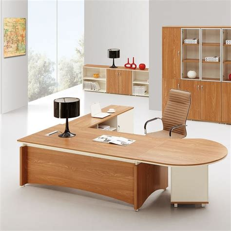 curved executive office desk competitive price import office furniture modern manager