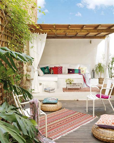 20 beautiful patios on a budget