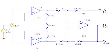integrated circuit instrumentation lifier basics of using precision instrumentation lifiers in single supply designs ee times