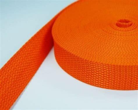 schlafzimmerschrank 3 50 m breit 50m pp gurtband 50mm breit 1 2mm stark orange uv