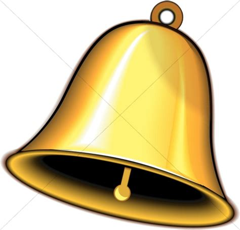 Red Gold And Silver Christmas Decorations Church Bell Clipart Church Bell Images Sharefaith