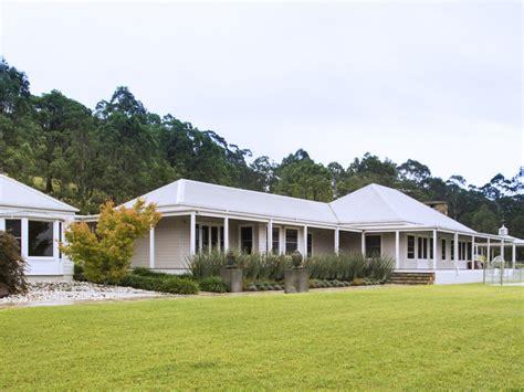 country style homes nsw congewai road congewai nsw 2325 australian homestead