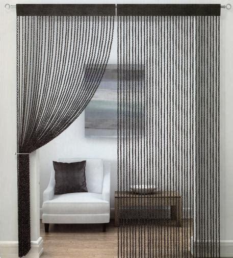 string curtains india living room divider design ideas hall divider partition