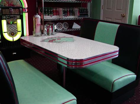 diner booths for home deco diner booth set modern stylish retro mod