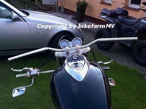 Chopper Motorrad Lenker by 1 Zoll Lenker F 252 R Chopper Honda Kawasaki Suzuki Yamaha
