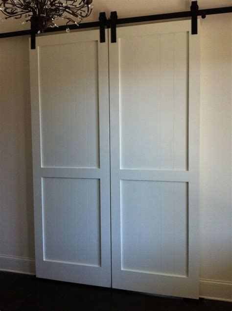 Top Double Bedroom Doors On Bedroom Closet Double Doors Barn Door Closets