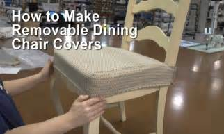 Kitchen Chair Seat Covers Diy Dining Room Chair Seat