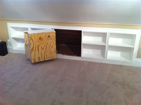 Attic Crawl Space Door by 17 Best Ideas About Attic Access Door On Crawl
