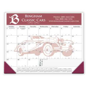Month Desk Calendar Bytb36 12 Month Desk Calendar