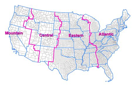 time zones usa map with cities nick s weather why current thinking about time zones