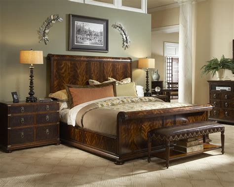 bedroom furniture benches pretty brown wooden king size bed frame feat small brown