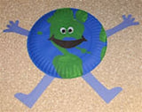 Earth Day Paper Crafts - 49 best images about childcare earth day activities on