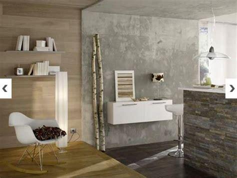cuisine effet beton 12 peinture 224 effet pour les murs de la maison d 233 co cool