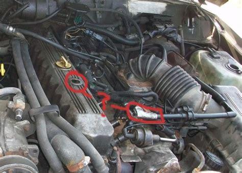 wagoneer  missing vacuum hose jeep cherokee forum