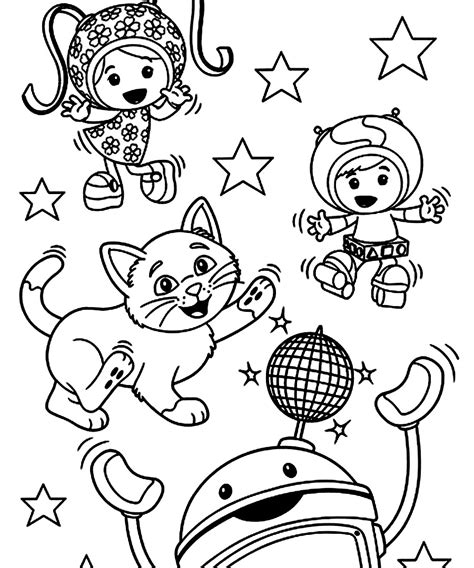 nick jr printables team umizoomi coloring pages all ages index free printable team umizoomi coloring pages for kids