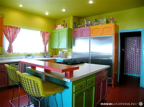colorful kitchen colorful apartment ideas apartments i like