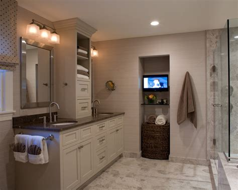 bathroom tv ideas 200 stylish modern bathroom ideas remodel decor