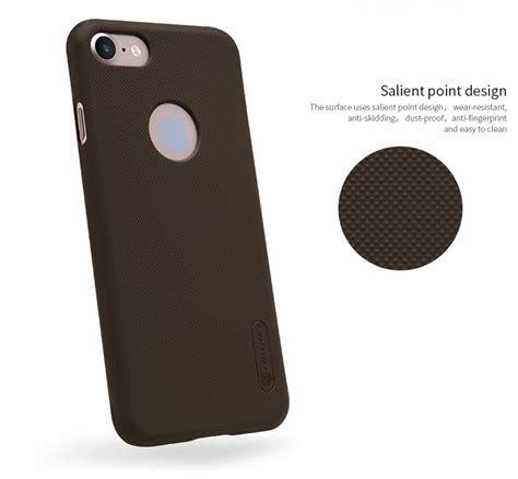 Nillkin Frosted Shield Matte Cover Apple Iphone 7 Plus Merah jual nillkin frosted shield for apple iphone 7