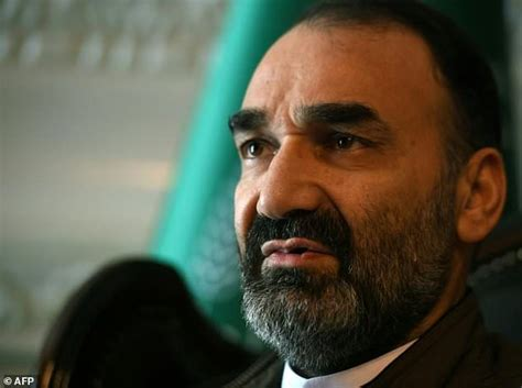 atta mohammad noor biography afghan president forces out powerful king of the north