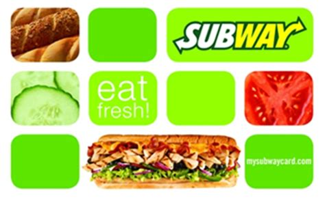 Subway E Gift Card - subway s fresh choices for the holidays giveaway closed babes and kids review