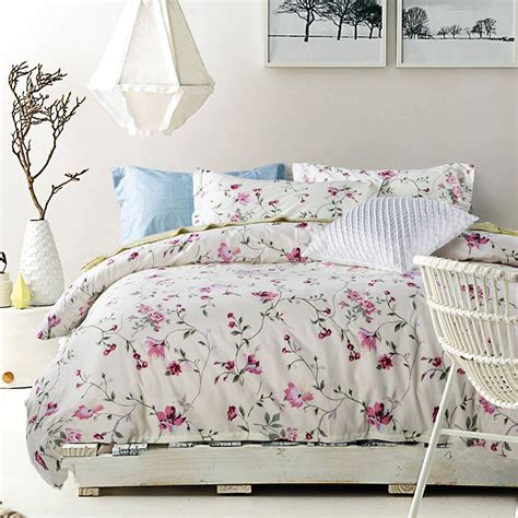 Funky Comforter Sets by Floral Bedding Fashion Sheets White Comforter Sets