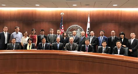 California Judicial Branch Search Delegation Visits Judicial Council California Courts Newsroom