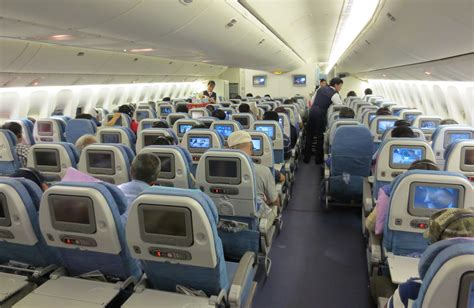 does air canada tvs in the back of seats philippine airlines boeing 777 manila to vancouver
