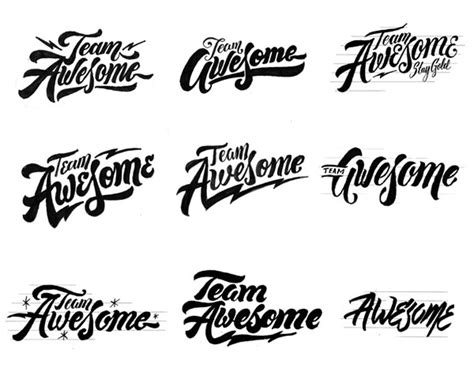 lettering logo tutorial master hand lettering with these easy tutorials envato