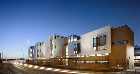 top architects trafford college wins top architecture award fe community