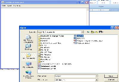 java swing projects free download simple notepad core java swing java project