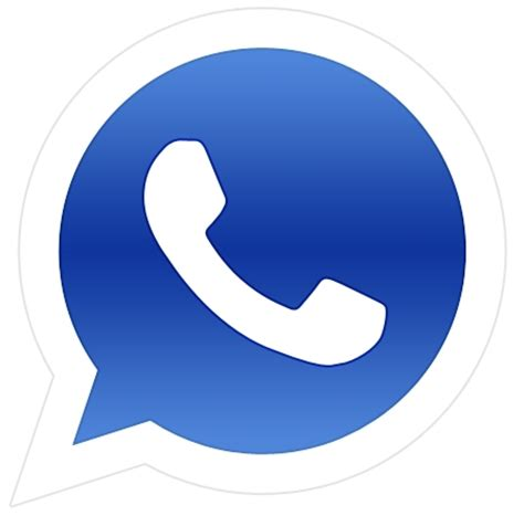 whatsapp blue themes blue whatsapp plus apk xda mod version by rafalense