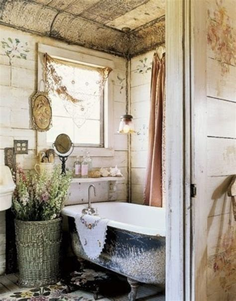 country chic home decor rustic chic bathroom decor primitive old window ideas