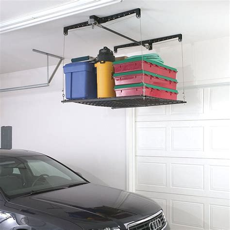 garage rafter storage
